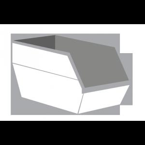 Bedrijfsafval container 10m³