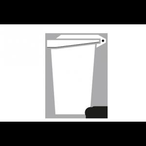 Rolcontainer 240 liter